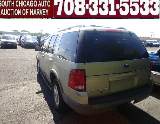 2002 Ford Explorer 4dr 2.9L Twin Turbo AWD SUV