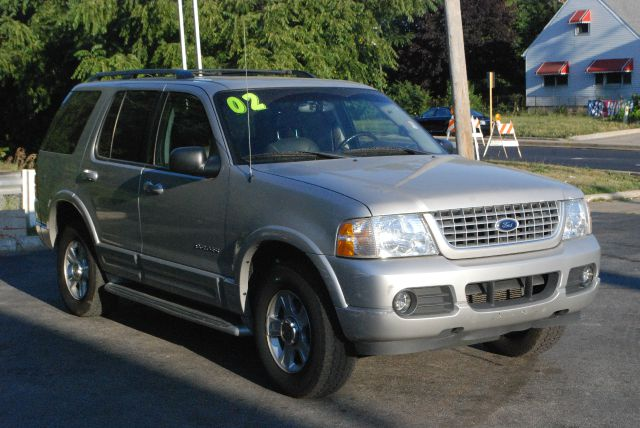 2002 Ford Explorer Super