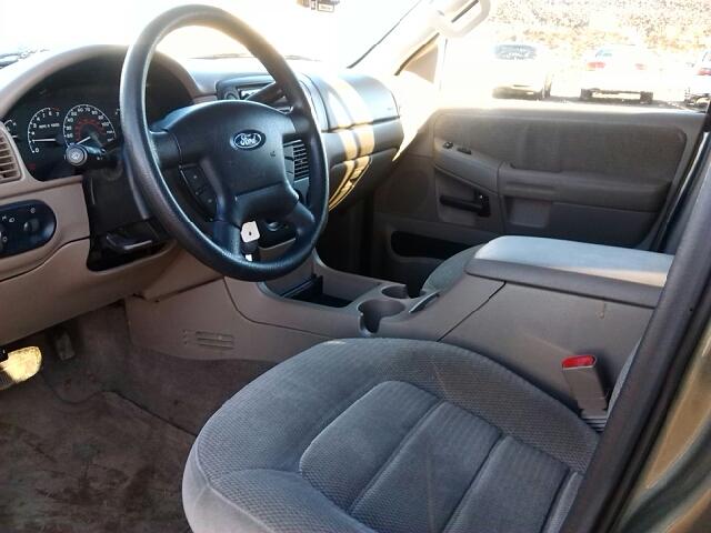 2002 Ford Explorer SL 4x4 Regular Cab