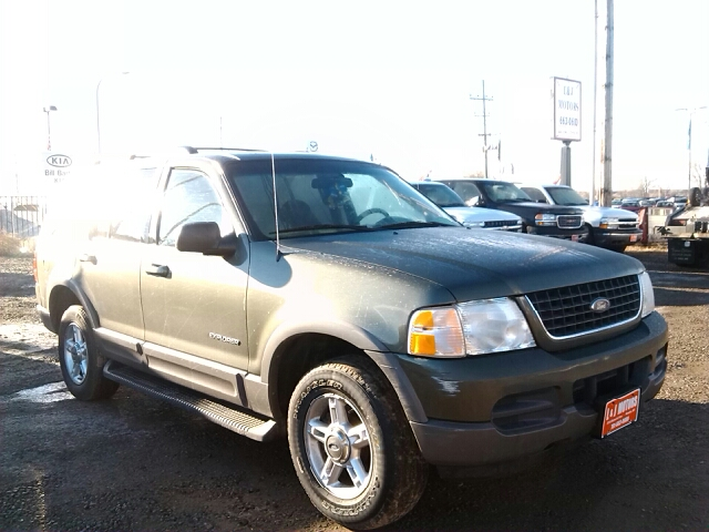 2002 Ford Explorer SL 4x4 Regular Cab