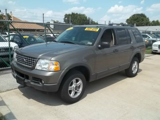 2003 Ford Explorer LT EXT 15