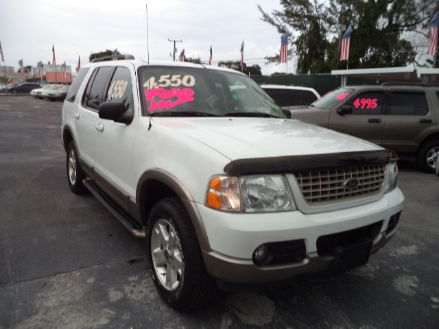 2003 Ford Explorer Unknown