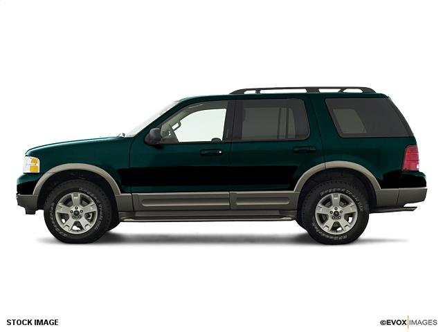 2004 Ford Explorer XL XLT Work Series