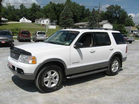 2004 Ford Explorer GXL