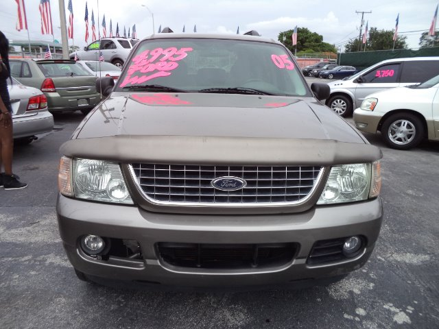 2005 Ford Explorer Unknown