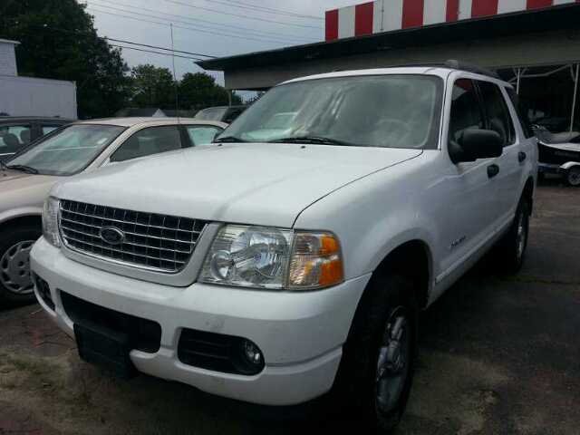 2005 Ford Explorer Hbw/roof Rims