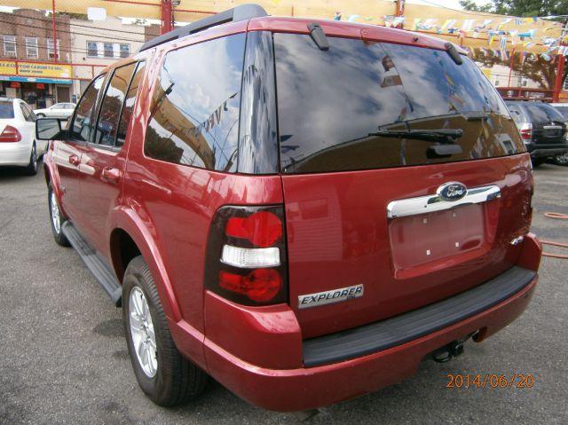 2008 Ford Explorer X Hardtop