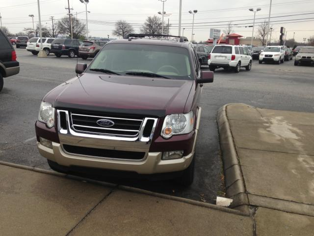 2008 Ford Explorer XL XLT Work Series