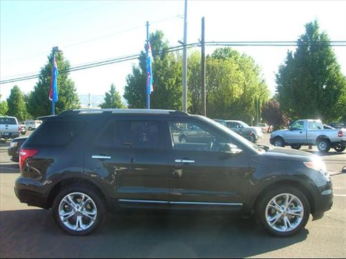 2011 Ford Explorer SLT 25