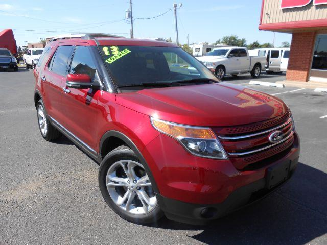 2013 Ford Explorer Super