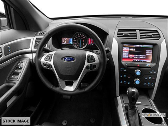 2013 Ford Explorer SL 4x4 Regular Cab