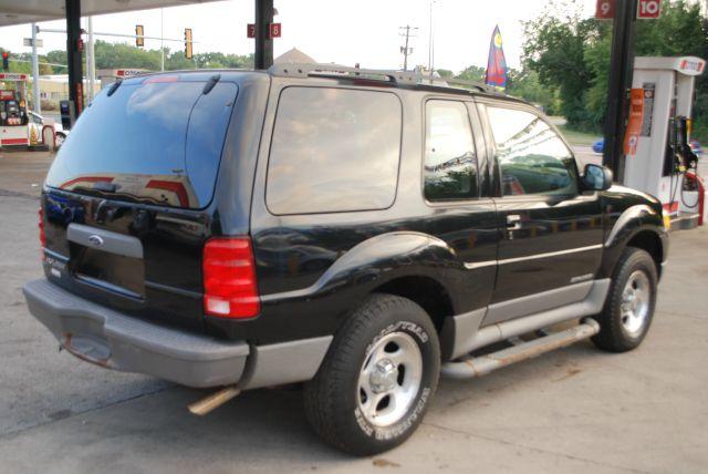2001 Ford Explorer Sport Elk Conversion Van