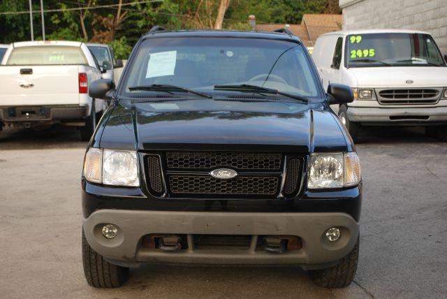 2001 Ford Explorer Sport Elk Conversion Van