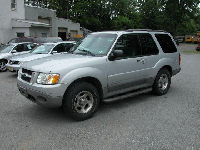 2001 Ford Explorer Sport XLT 4X4 Diesel BAD Credit OK