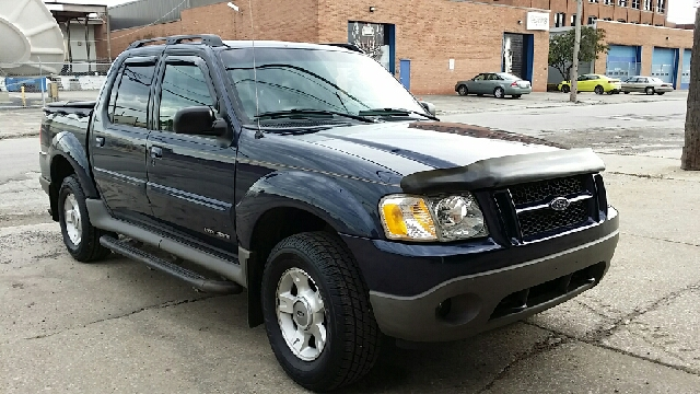 2002 Ford Explorer Sport Trac EX-L Sedan AT With Navigation