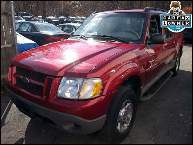 2003 Ford Explorer Sport Trac SL 4x4 Regular Cab