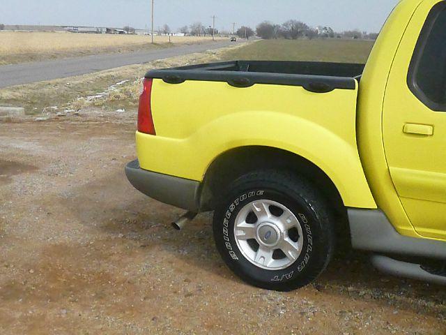 2003 Ford Explorer Sport Trac Unlimited X 4X4