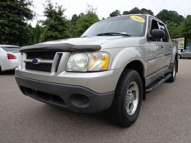 2005 Ford Explorer Sport Trac Reg Cab 159.5 WB C5B