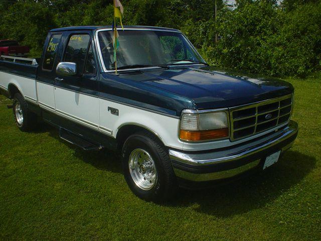 1995 Ford F-150 XLT Lariat Super Duty Crew Cab