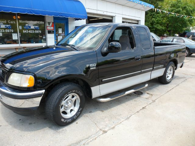 1998 Ford F-150 T6 AWD Leather Moonroof Navigation