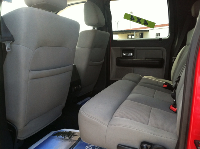 2004 Ford F-150 3/4t 4x2