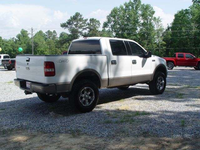 2004 Ford F-150 4X4 Sunroof, Leather
