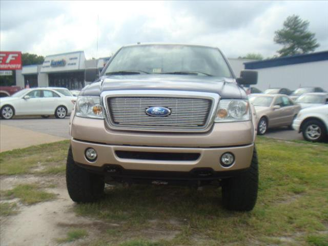 2007 Ford F-150 X Rocky Mountain Edition 4x4
