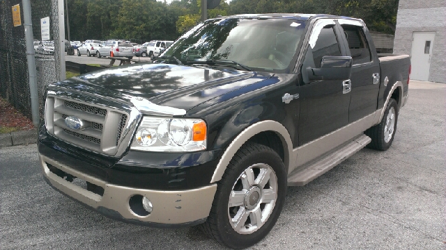 2007 Ford F-150 1500 Crew