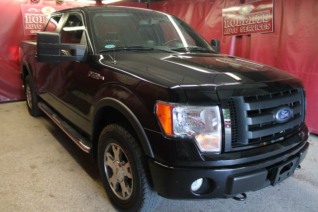 2009 Ford F-150 EXT CAB 4WD 143.5wb