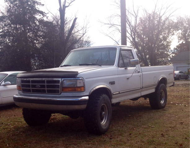 1995 Ford F-250 4dr HB Auto PZEV