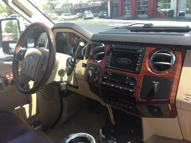 2008 Ford F-250 SD FWD 4dr SE