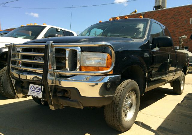 1999 Ford F-250 Super Duty Sport 4WD