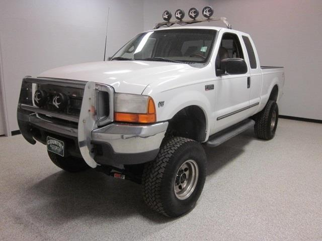 2000 Ford F-250 Super Duty X Hardtop