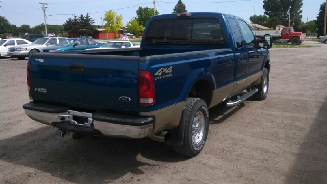 2001 Ford F-250 Super Duty Unlimited 4WD