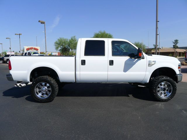 2008 Ford F-250 Super Duty T6 AWD Leather Moonroof Navigation