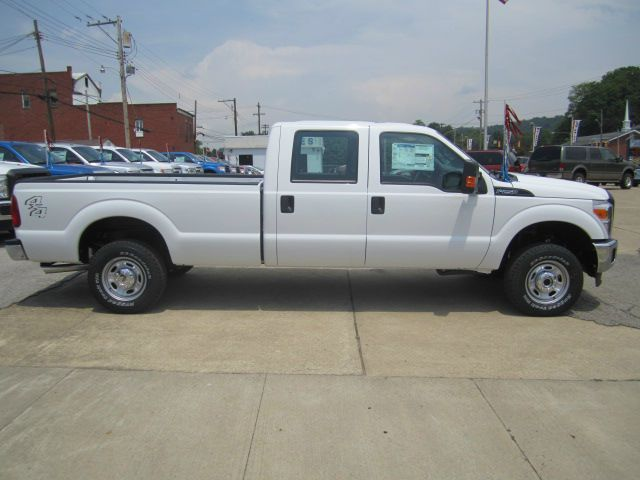 2015 Ford F-250 Super Duty Crew Cab Amarillo 4X4