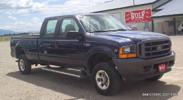 2001 Ford F-350 Super Duty XLT 4X4 Diesel BAD Credit OK