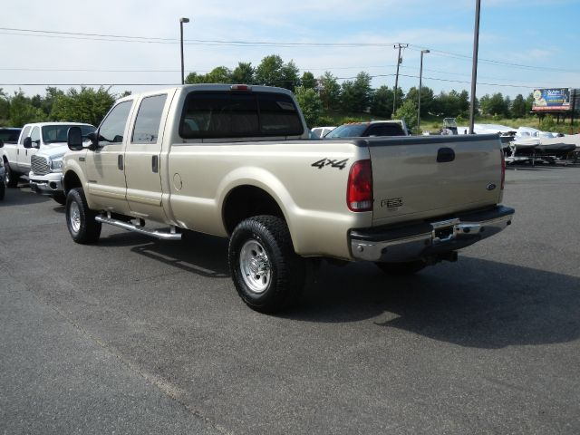 2001 Ford F-350 Super Duty T6 Sport Utility 4D