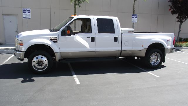2008 Ford F-450 Super Duty Sport 4WD