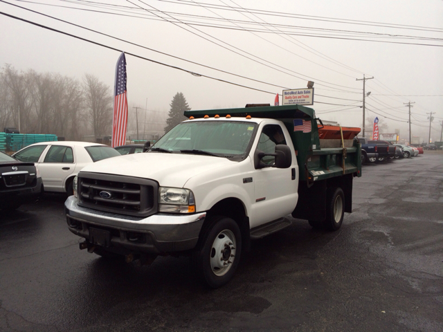 2004 Ford F-550 V8 CXS