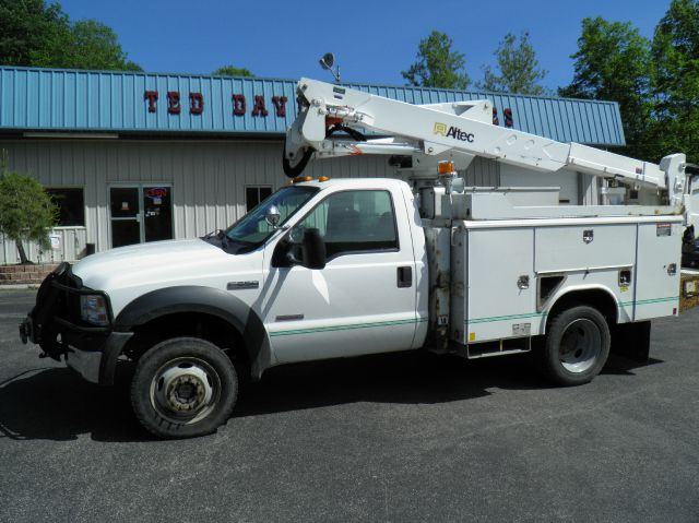 2007 Ford F-550 Sport Package II