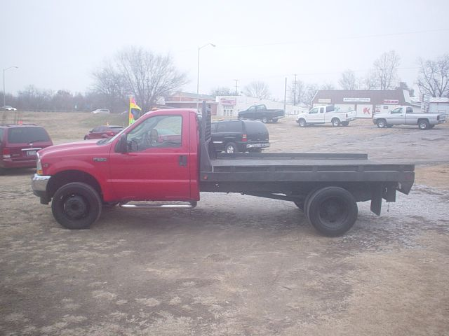 2003 Ford F-550 FLATBED \ultimate