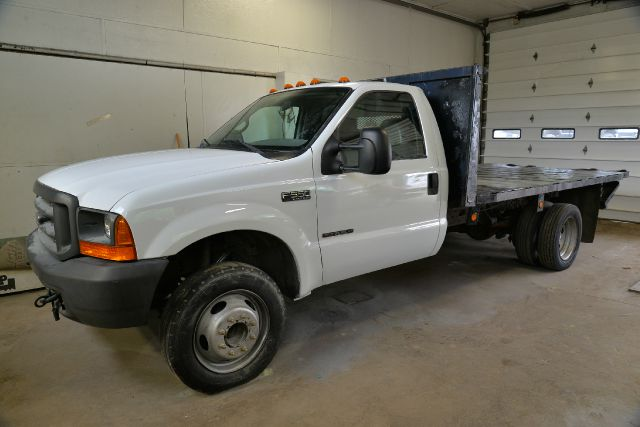 2000 Ford F-550 Super Duty Sport 4WD