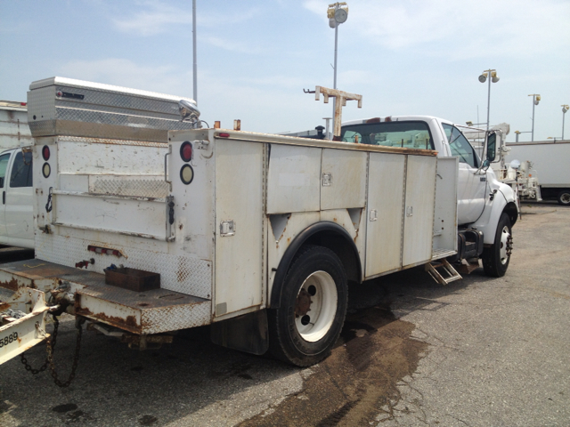 2001 Ford F-750 \ultimate