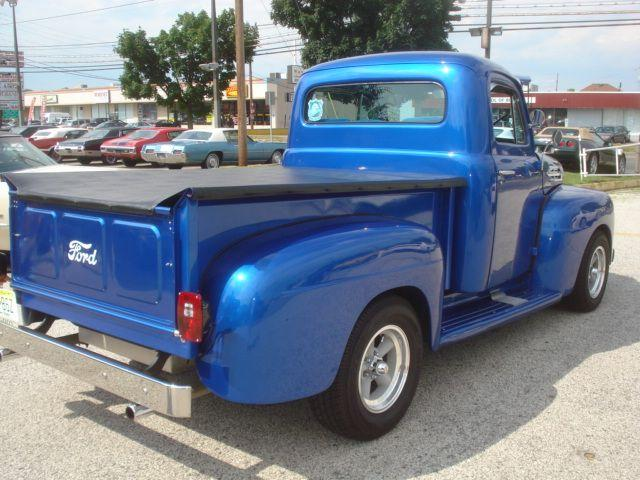 1952 F100 ford