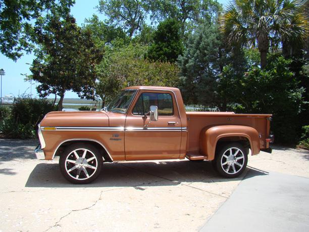 Used Cars Charleston Sc >> 1976 Ford F100 Stepside | Autos Post