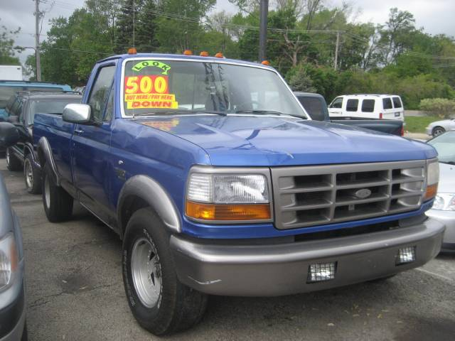 used ford f150 xl s xlt lighting 1993 details buy used. Black Bedroom Furniture Sets. Home Design Ideas