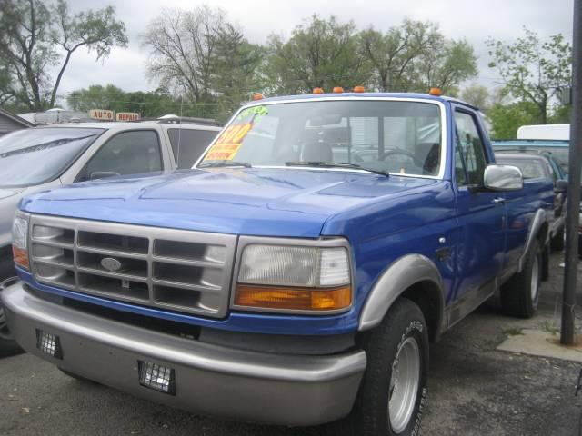 Ford F150 XL; S; XLT; Lighting 1993 1FTEF15Y0PLA09251 Photos