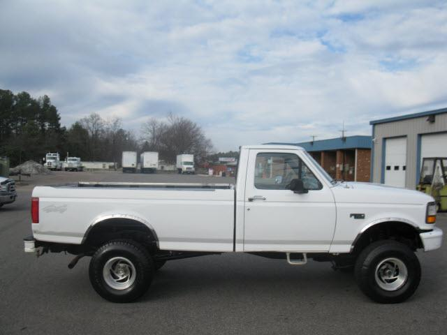 1995 ford f150 owners manual
