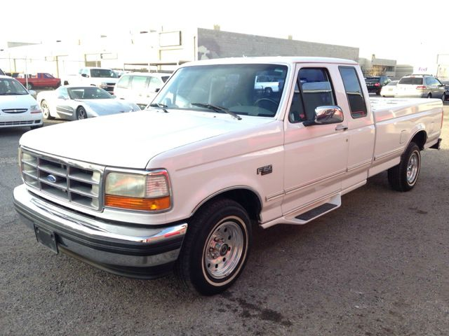 ford f150 special supercab long bed 2wd 1995 photos. Black Bedroom Furniture Sets. Home Design Ideas